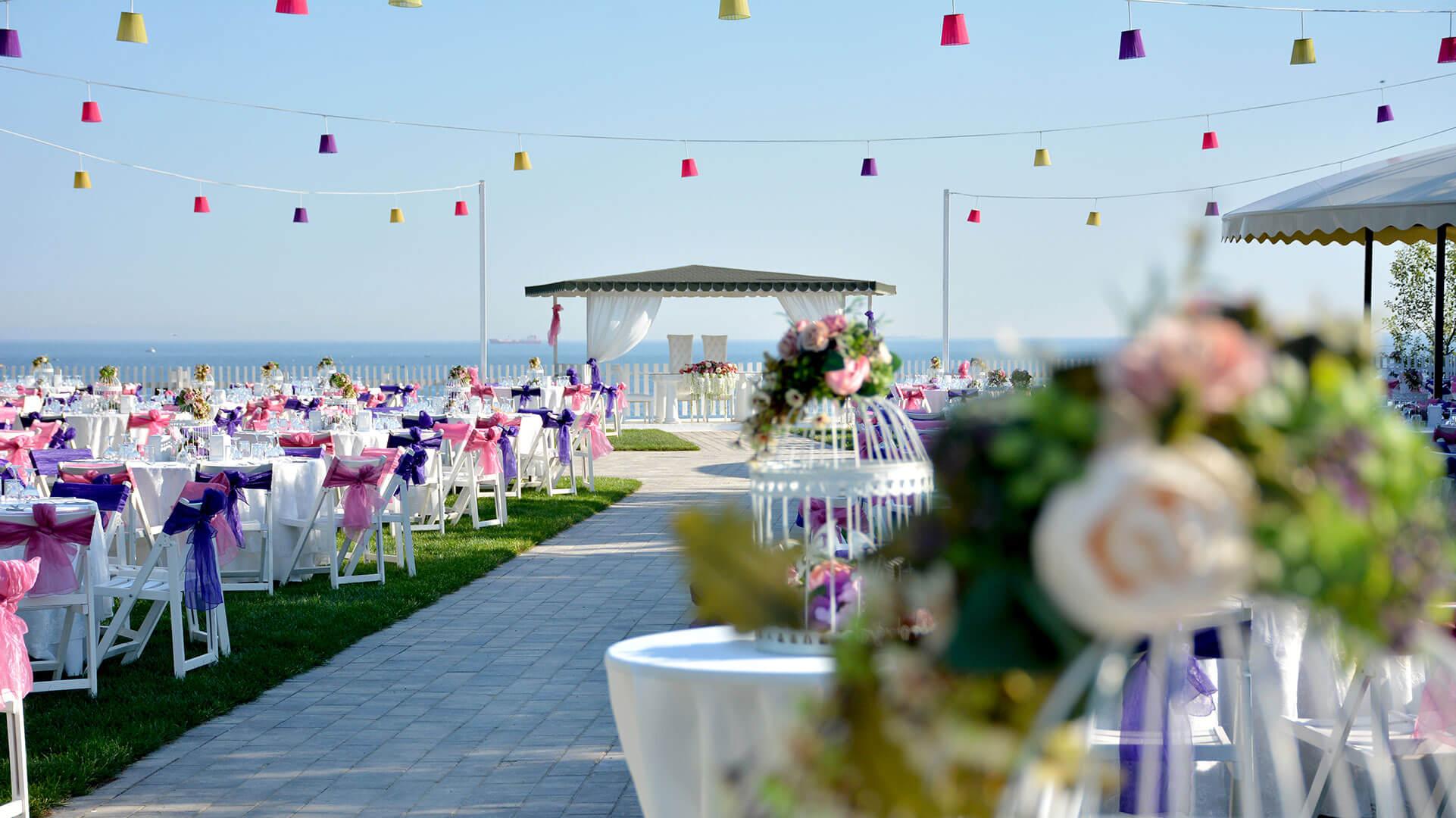 Atapark Life Kır Düğünleri